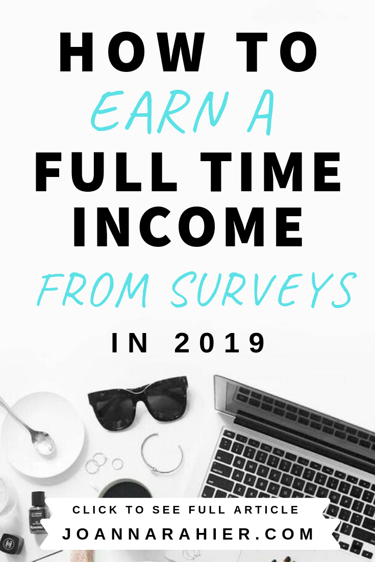 How I Take Surveys To Make Extra Money Every Month (Up to $50/hr
