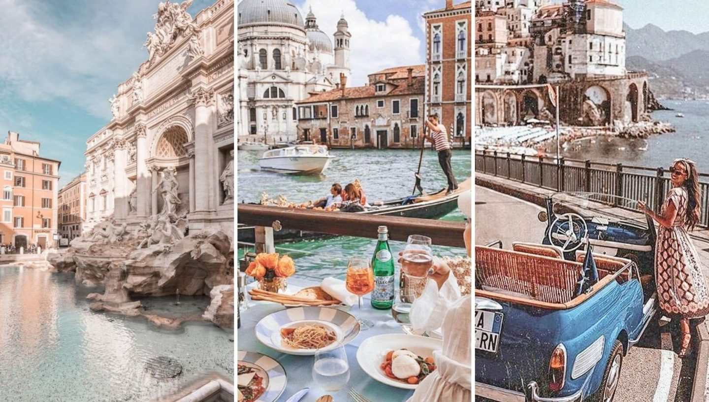 The Top 15 Places You Should Visit in Italy